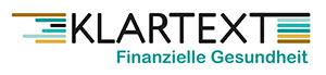 Logo von Klartext - finanzielle Gesundheit