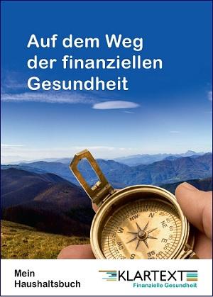 Foto von Haushaltsbuch Deckblatt